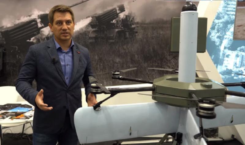 Разработку ударного беспилотника ST-35 «Гром» можно ускорить