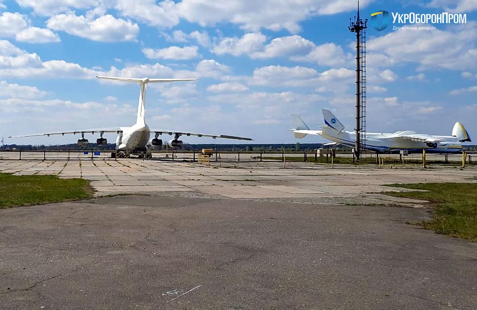 Авиация доставила РЛС иностранному заказчику