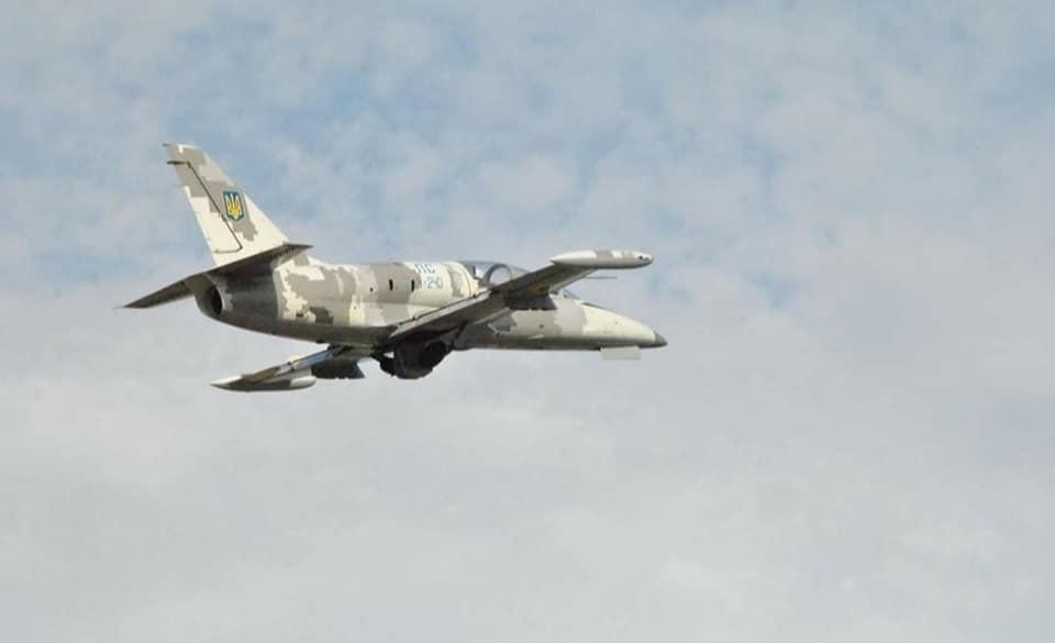 В Василькове отлетали на Л-39