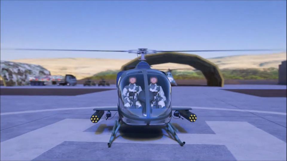 Авиационная компания «Вектор» запатентовала вертолет