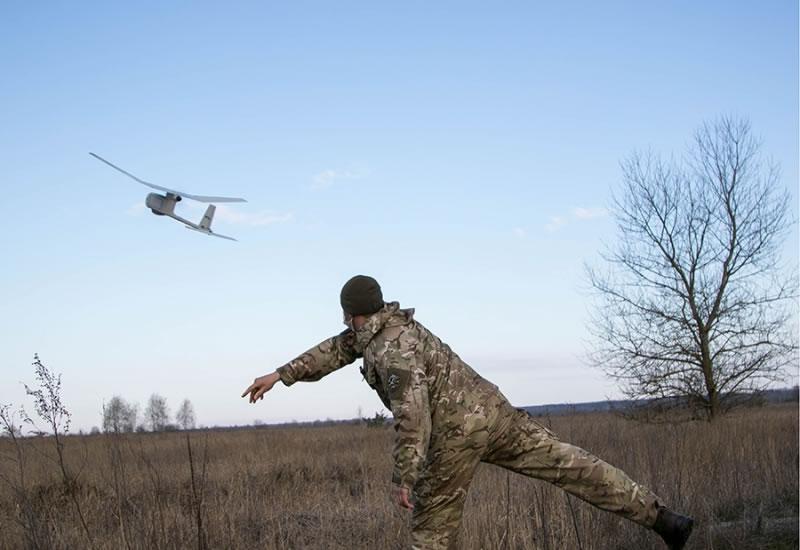 Нацгвардия проводит разведку в Чернобыльской зоне с помощью БПЛА