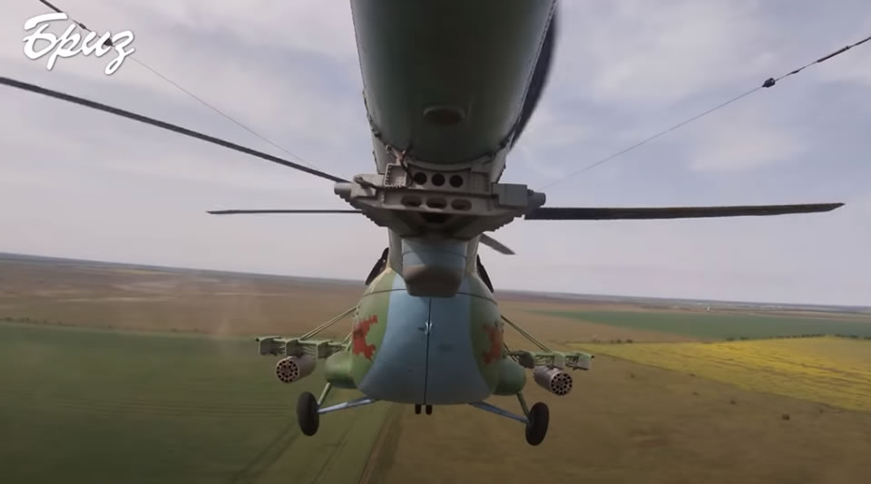 Морская авиация осваивает Ми-8МСБ-В