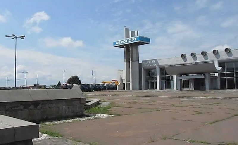 Зеленский предложил Черкасский аэропорт Израилю