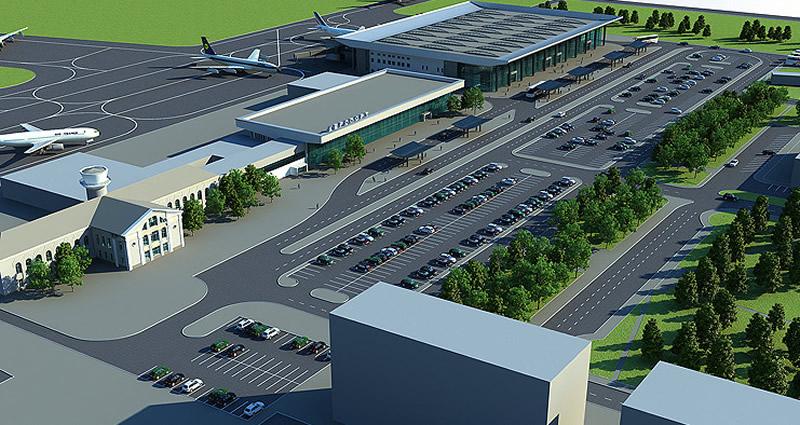 Днепропетровская ОГА выделила землю для аэропорта