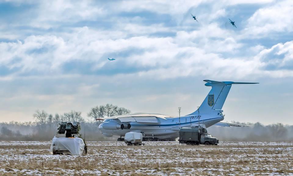 НАРП продлит срок службы двух Ил-76 Воздушных Сил