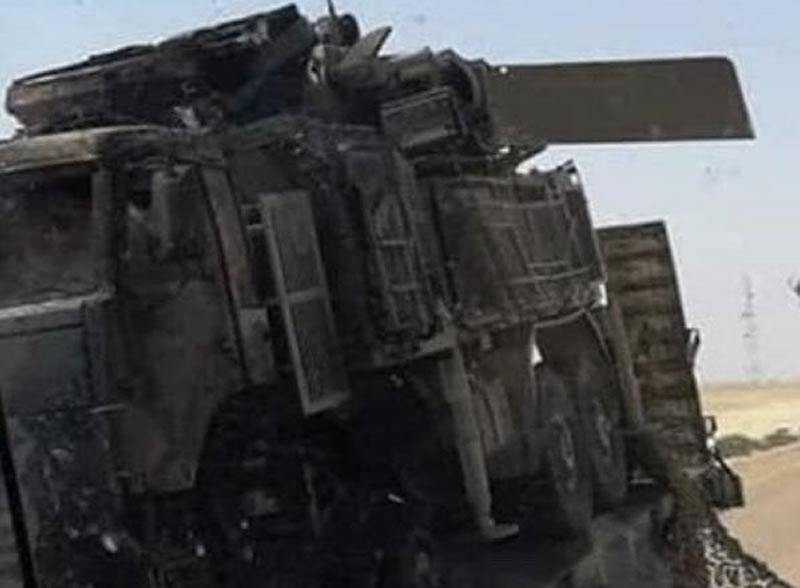 Турецкие БПЛА Bayraktar TB2 уничтожают российские