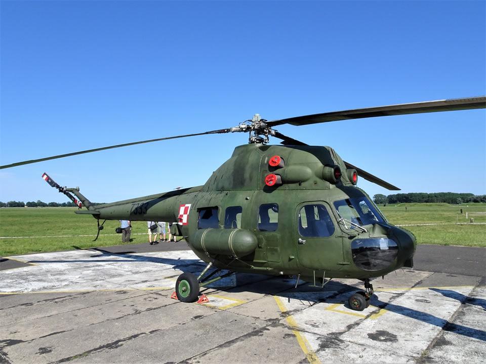 Польша стремится заменить Ми-2 на Perkoz