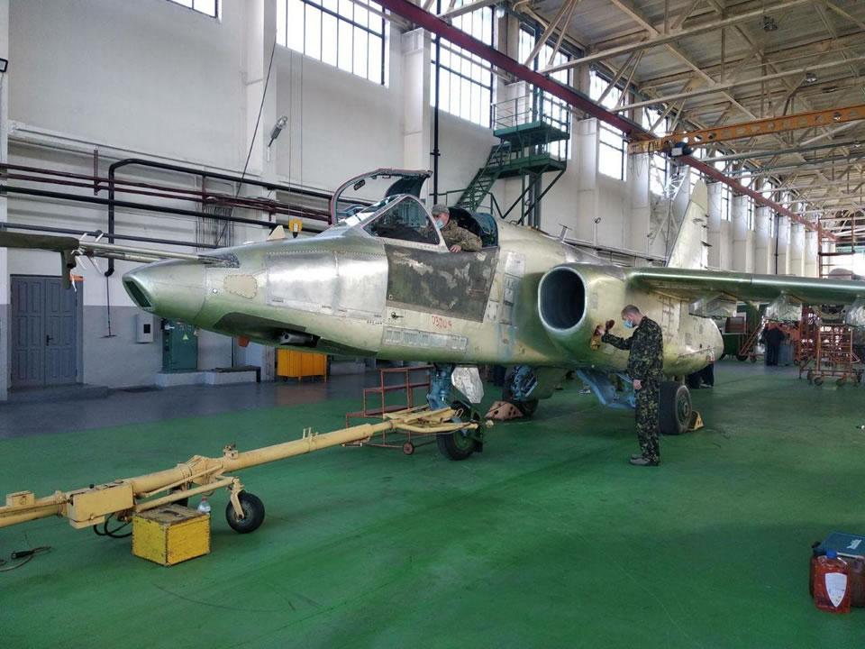 Продолжаются конструкторские испытания модернизированного Су-25