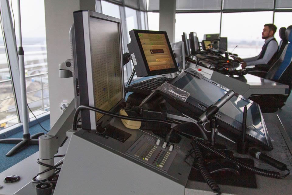 Украэрорух проводит масштабную модернизацию системы связи