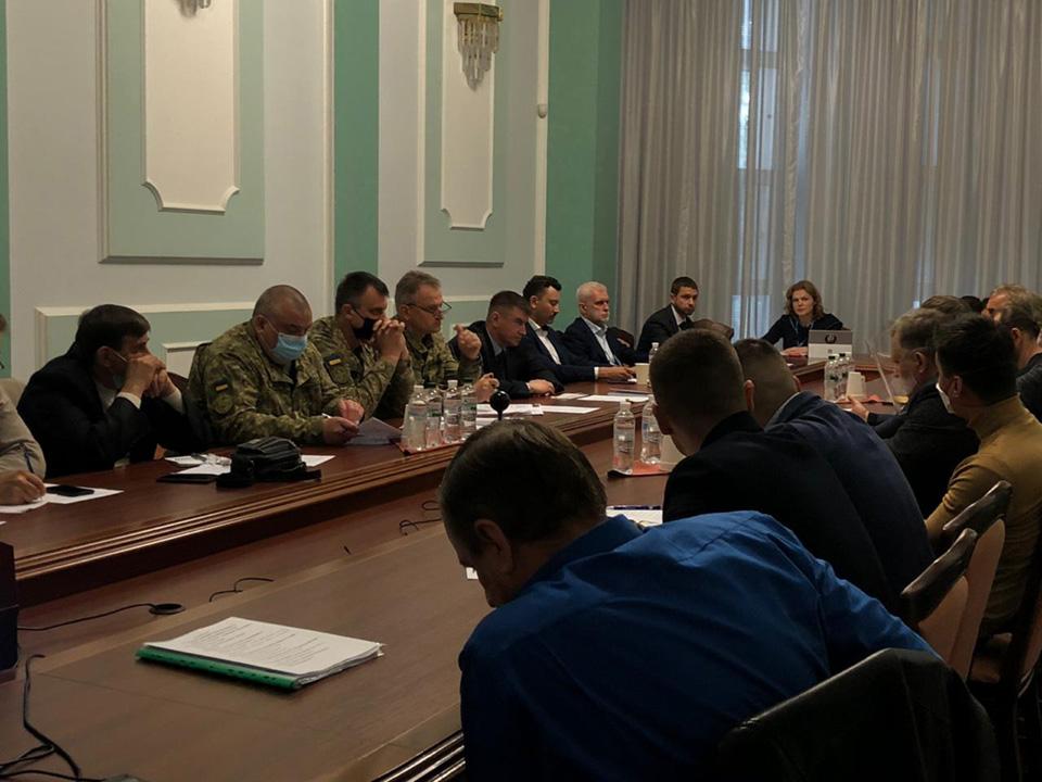 Укроборонпром ищет механизмы сотрудничества с частным бизнесом в сфере БПА
