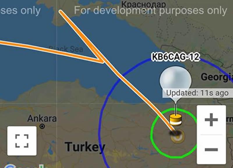 Оккупанты продолжают глушить GPS над Черным морем