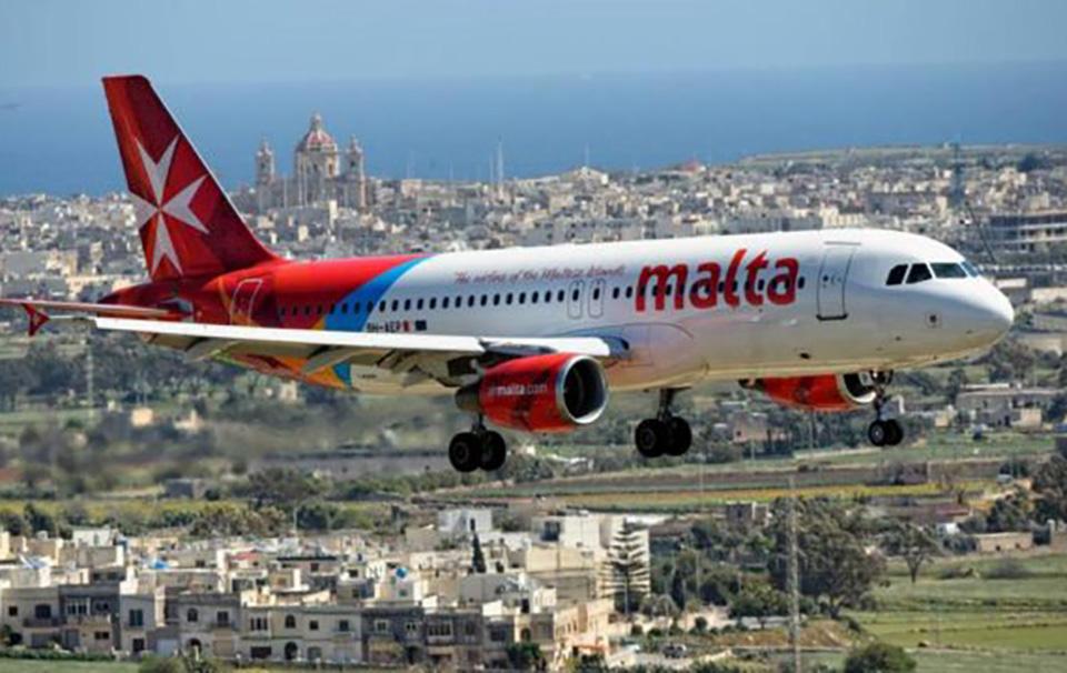 Air Malta этим летом в Киев не вернется