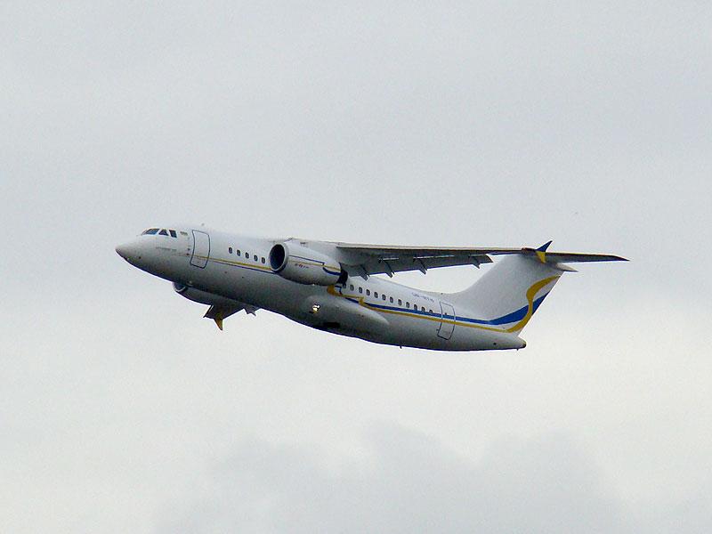 Национальная авиакомпания на этапе раскрутки концепции