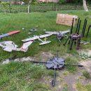 ГПСУ заявила, что обнаружила авиаэскадрилью БПЛА контрабандистов