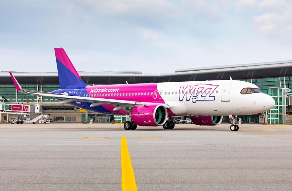 Wizz Air пополнила свой авиапарк первым самолетом A320neo