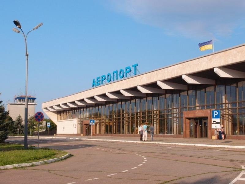 Восстанавливается работа международного аэропорта Херсон