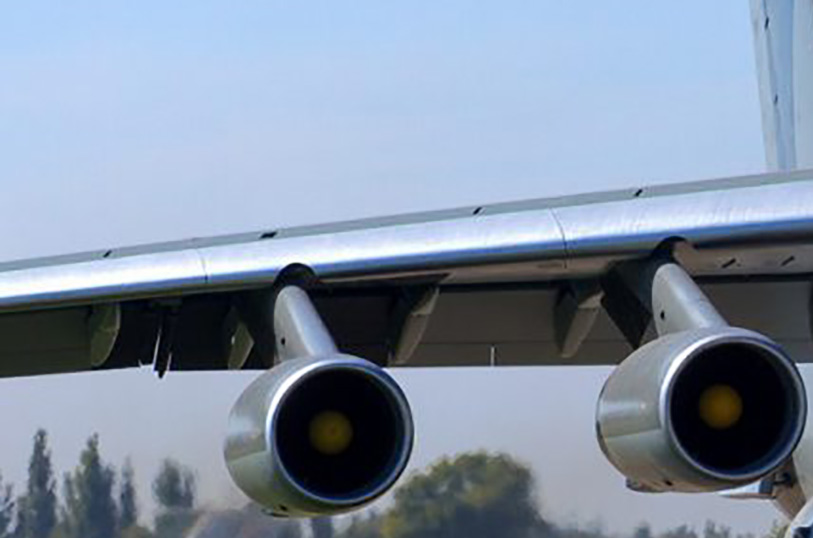 УРАРП отремонтирует 12 двигателей для Ил-76 Воздушных Сил Украины
