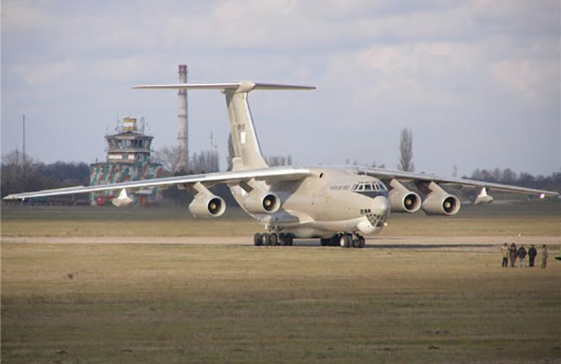 Укрспецэкспорт выиграл тендер на ремонт Ил-78 для Пакистана