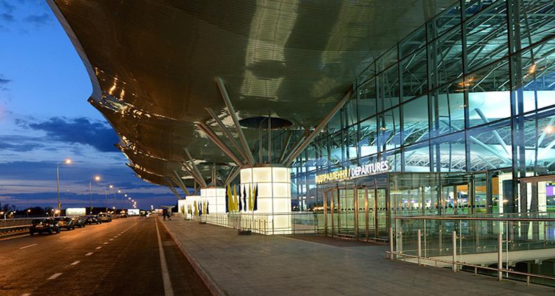 Аэропорт Борисполь возвращается к нормальной жизнедеятельности