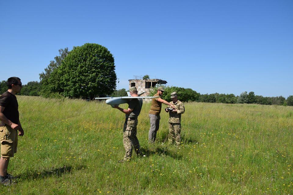 Украинский БПАК «Лелека-100» к испытаниям готов