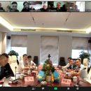 В НАУ провели переговоры с китайским авиационно-техническим колледжем