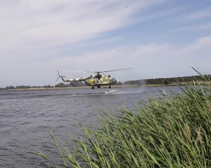 Поисково-спасательные работы на воде