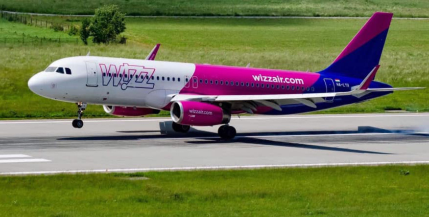 Авиакомпании WizzAir открывает 6 новых направлений из Львова
