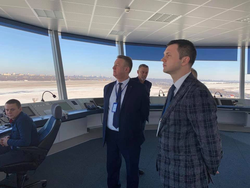 А. Ярмак о транзите в украинском небе и  восстановлении авиационной отрасли