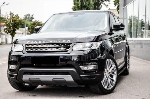 Аренда автомобиля Range Rover