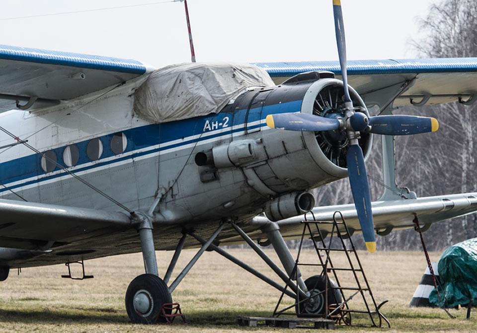 В России исчез Ан-2 с шестью бурятскими пилотами