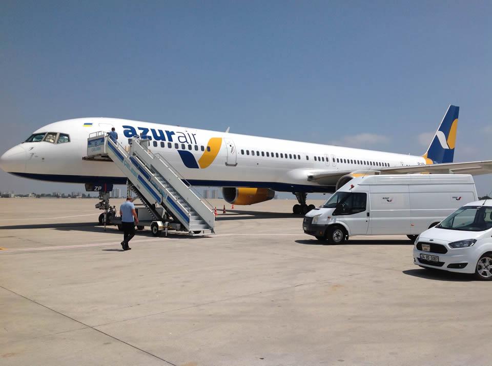 Azur Air разрешили летать в экзотические страны