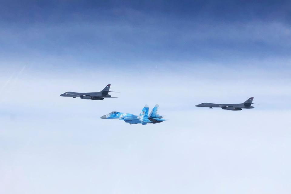 Су-27 по ошибке сел на новую полосу в Одессе