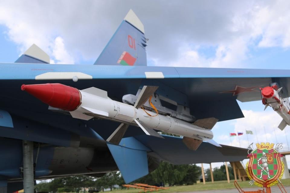 Су-30СМ создают большие проблемы для Беларуси
