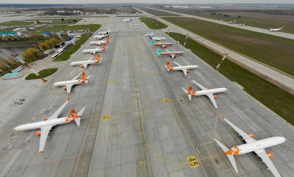 IATA не ждет восстановления уровня авиаперевозок до 2024 года