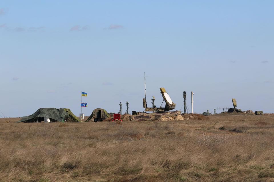 ДБР уничтожает ПВО Украины перед возможным российским наступлением