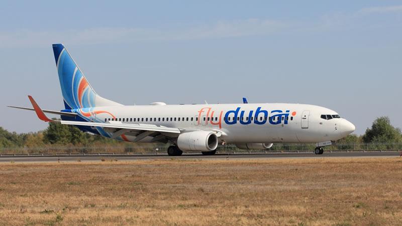 flydubai возобновляет полеты в Украину