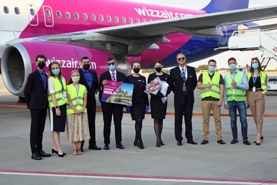 Впервые в Харькове: прямые рейсы в Берлин и Таллинн
