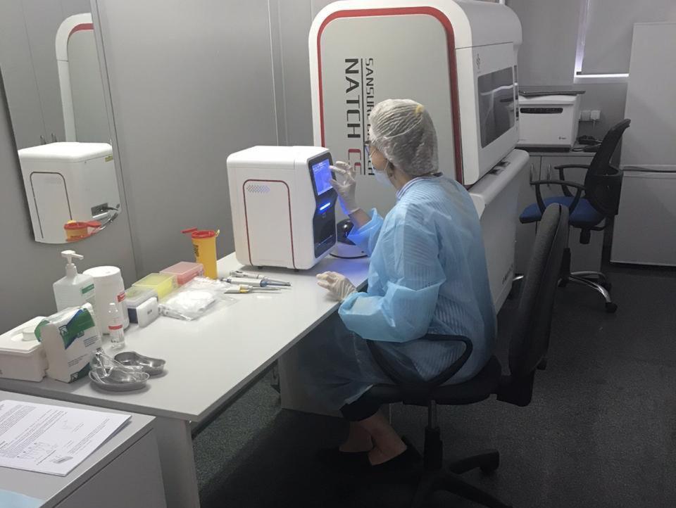 В аэропорту Борисполь будут тестировать на коронавирус