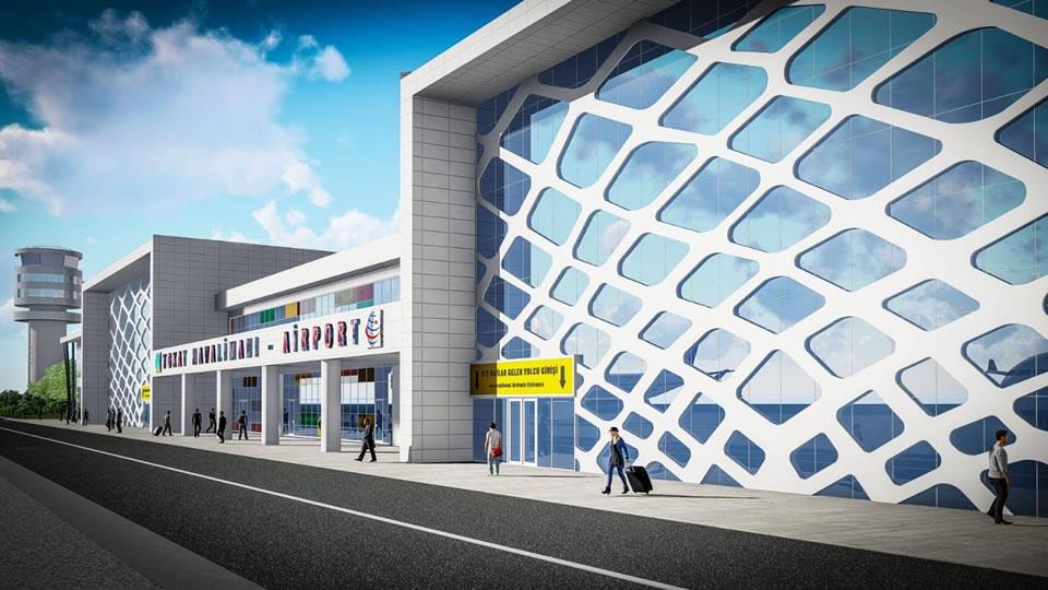 В Николаеве представили ворованый проект аэропорта