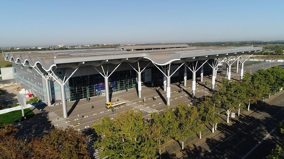 В одесском аэропорту можно будет сдать анализ на COVID-19