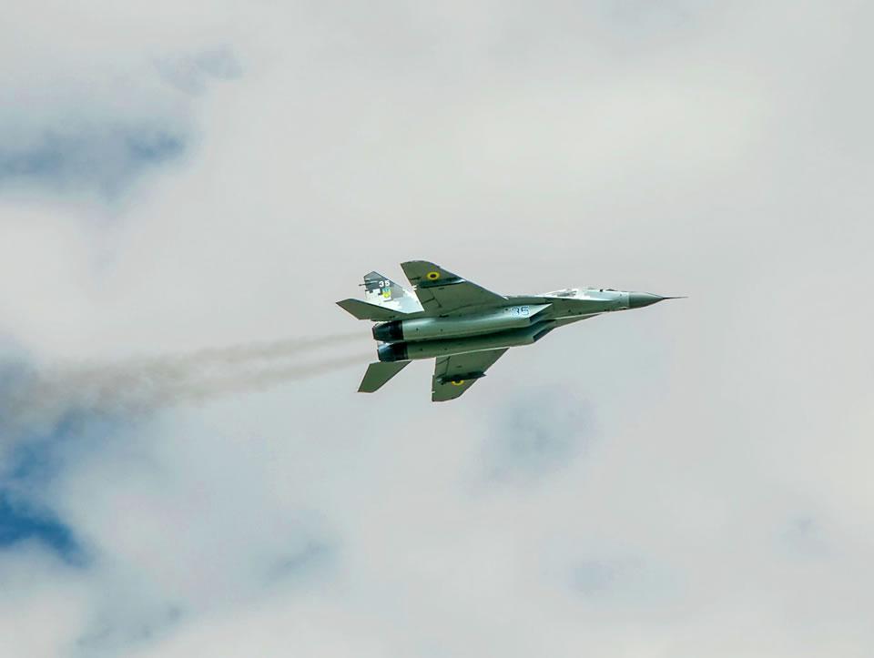 Севастопольская бригада получила еще один МиГ-29