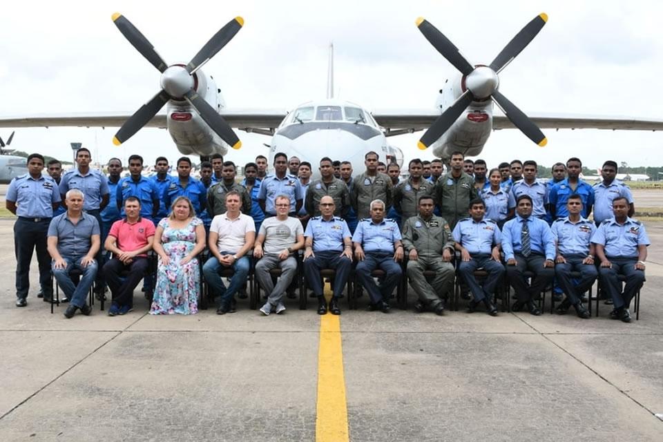 В Украине проведут капремонт трех Ан-32 Шри-Ланки