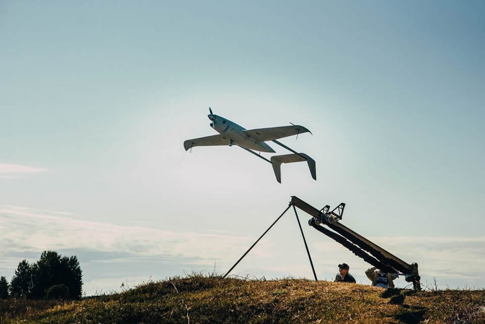ВСУ испытали новейший отечественный беспилотный летательный комплекс