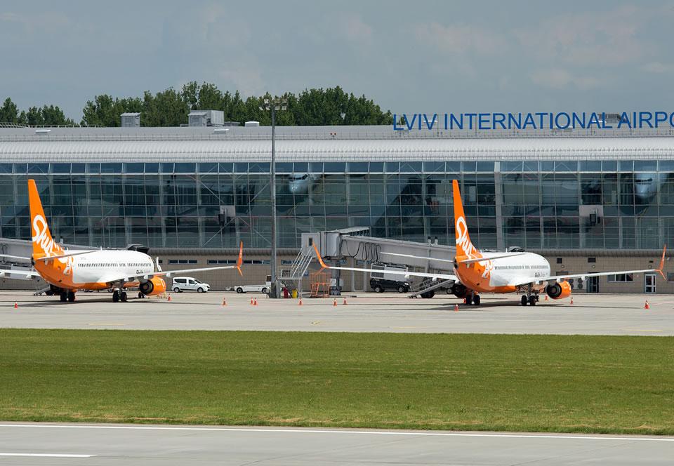 SkyUp Airlines отменяет ряд внутренних рейсов