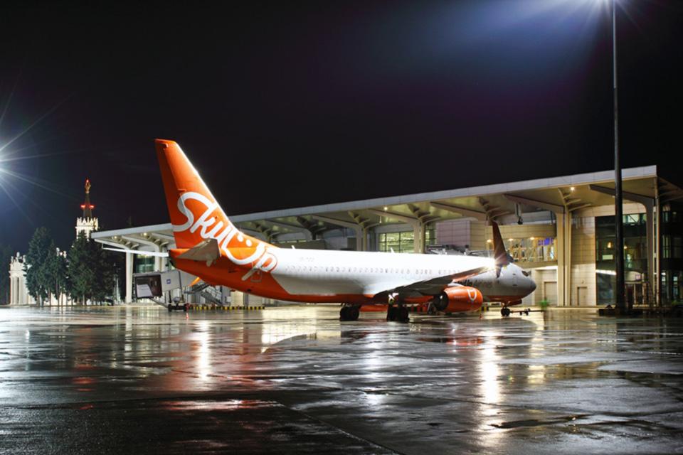 Из аэропорта Харьков возобновили рейсы в Турцию