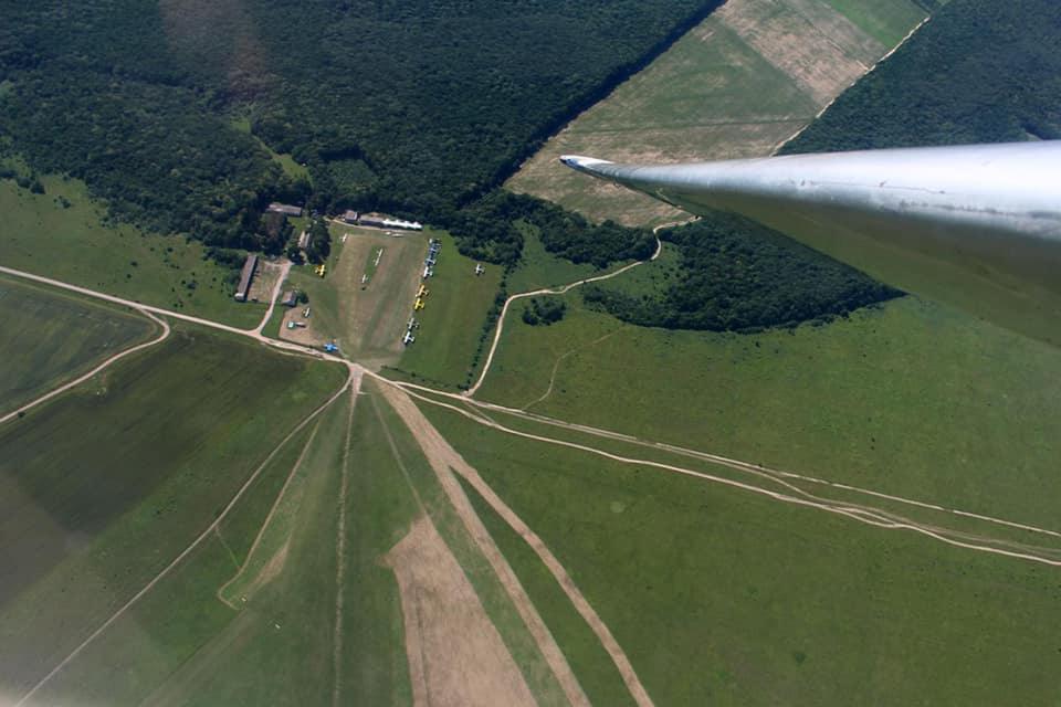 На аэродроме «Сутиски» новая ВПП