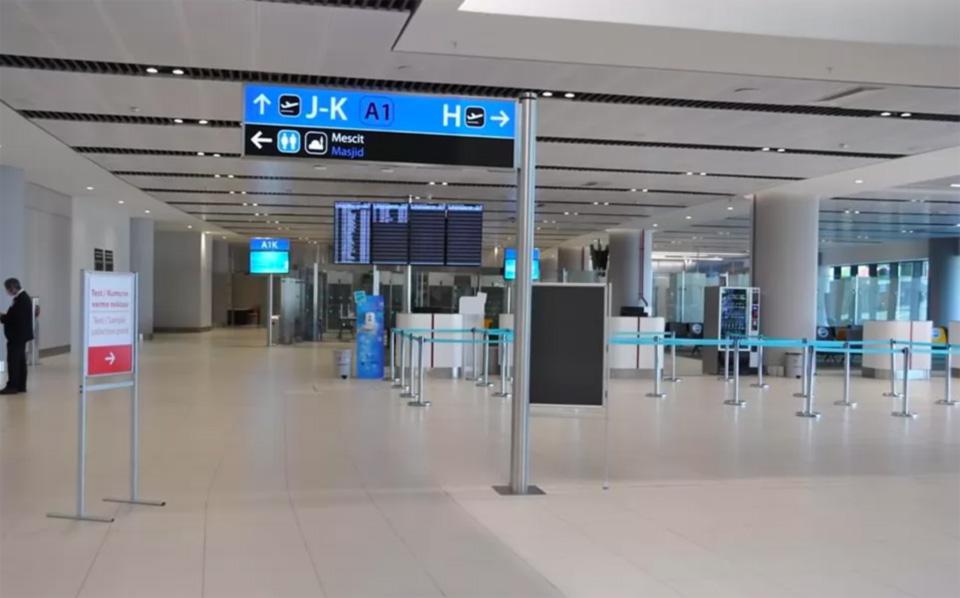 В новом аэропорту Стамбула создали центр тестирования на коронавирус