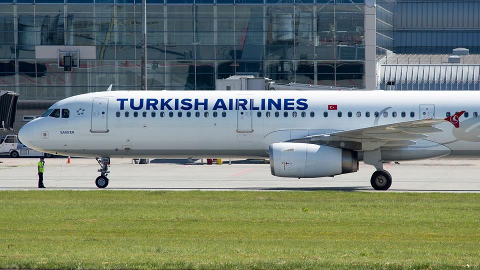 Турция возобновила регулярные полеты в Украину