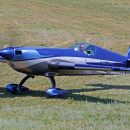 Одесские воздушные акробаты обкатывают новый самолет