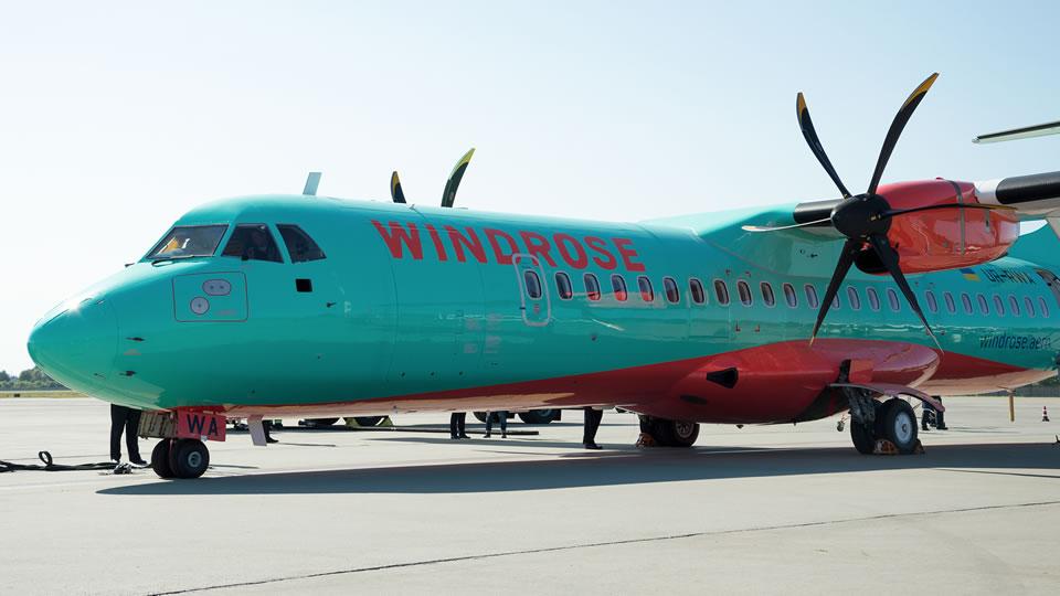 Открыта онлайн регистрация на туристические рейсы Windrose